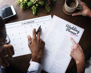 wedding plans changing